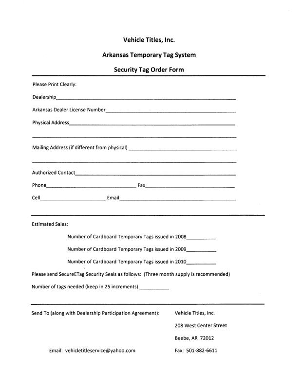 vehicle payment contract template